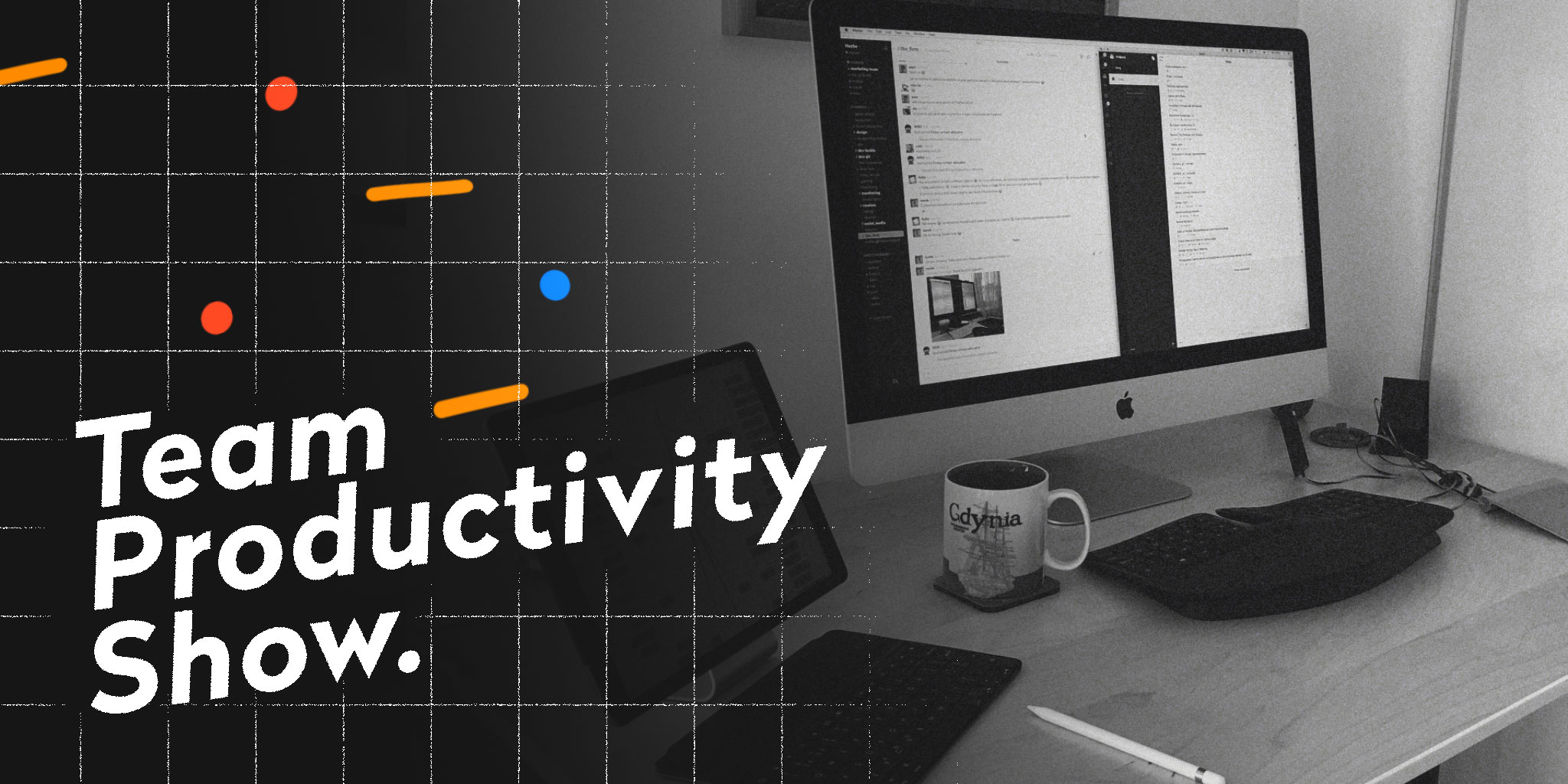 How to design a home office  - Team Productivity Show Ep. 9