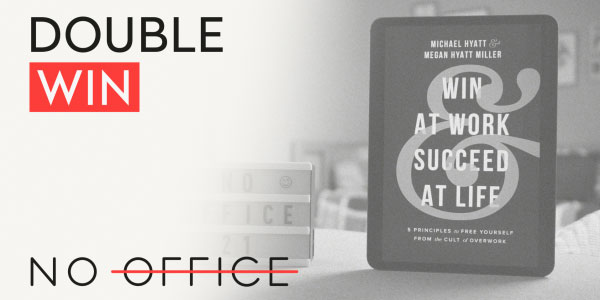How ot balance work and private life and Win - The No Office Podcast - remote work and dispersed team management